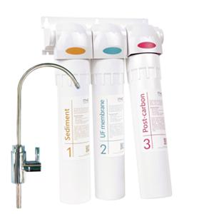 Reines Wasserfilter System